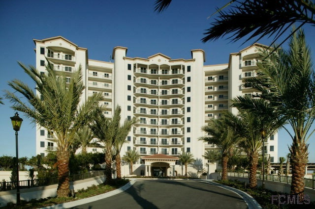 ocean front  condo for sale in palm coast