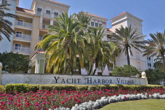 yacht harbor village condos for sale